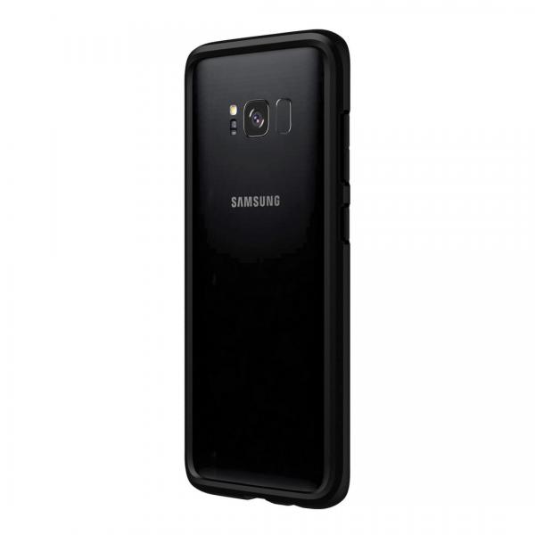 Бампер RhinoShield CrashGuard черный для Samsung Galaxy S8