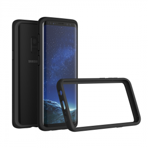 Бампер RhinoShield CrashGuard черный для Samsung Galaxy S9