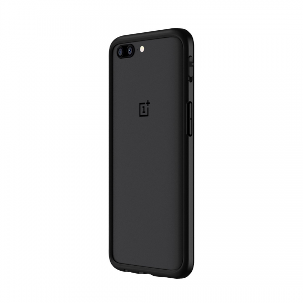 Бампер RhinoShield CrashGuard черный для OnePlus 5