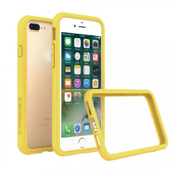 Бампер RhinoShield CrashGuard желтый для Apple iPhone 7 Plus/8 Plus