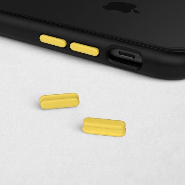 Комплект кнопок Yellow для модульного чехла RhinoShield Mod