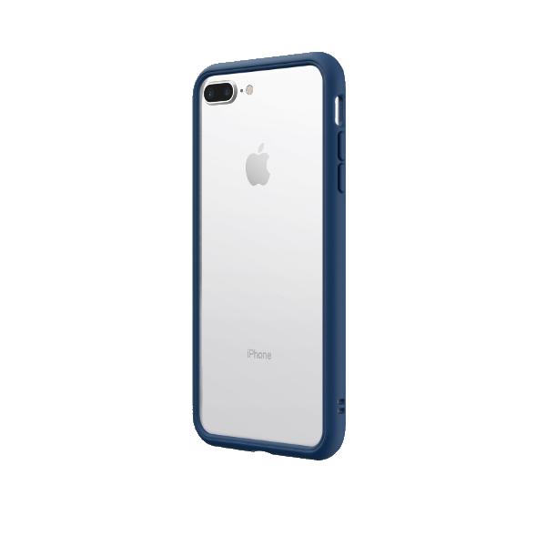 Бампер RhinoShield CrashGuard NX синий для Apple iPhone 7 Plus/8 Plus