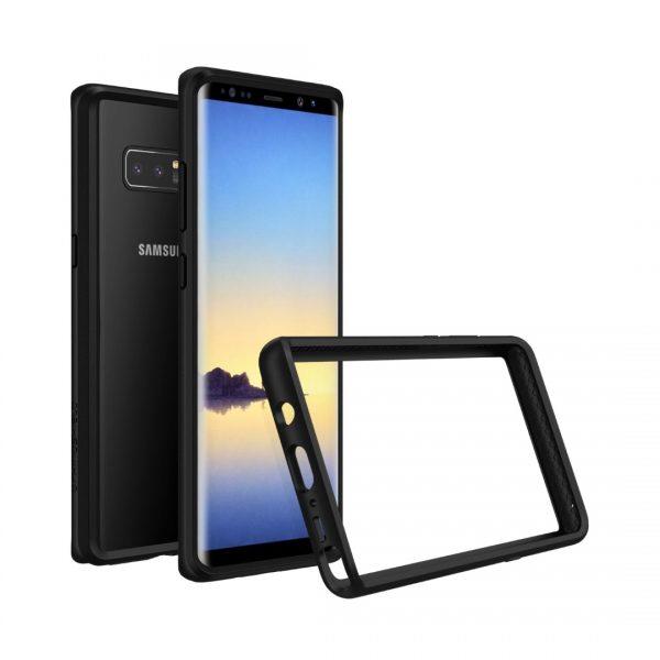 Чехол RhinoShield CrashGuard черный для Samsung Galaxy Note 8