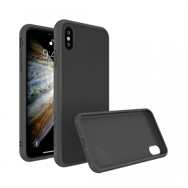 Чехол RhinoShield SolidSuit микрофибра для Apple iPhone Xs