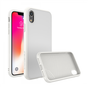 Чехол RhinoShield SolidSuit белый для Apple iPhone Xr