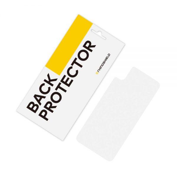 Защитная пленка на тыльную сторону RhinoShield Back Skin для iPhone X/Xs