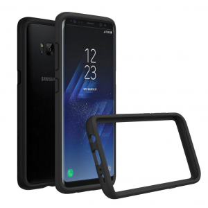 Чехол RhinoShield CrashGuard Black для Samsung Galaxy S8+
