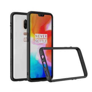 Чехол RhinoShield CrashGuard Black для OnePlus 6