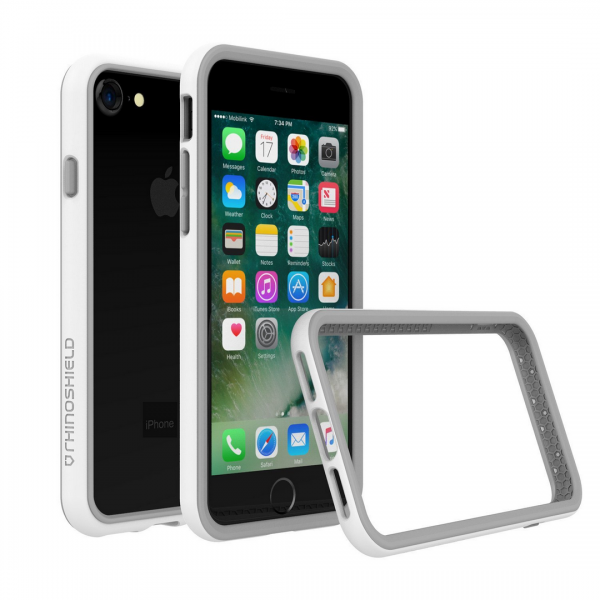 Чехол RhinoShield CrashGuard White для Apple iPhone 7/8