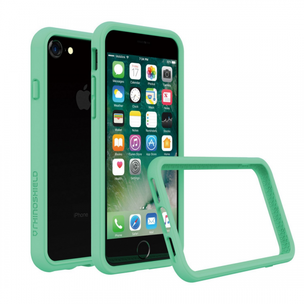 Чехол RhinoShield CrashGuard Mint Green для Apple iPhone 7/8