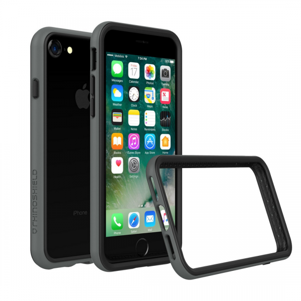 Чехол RhinoShield CrashGuard Dark Grey для Apple iPhone 7/8