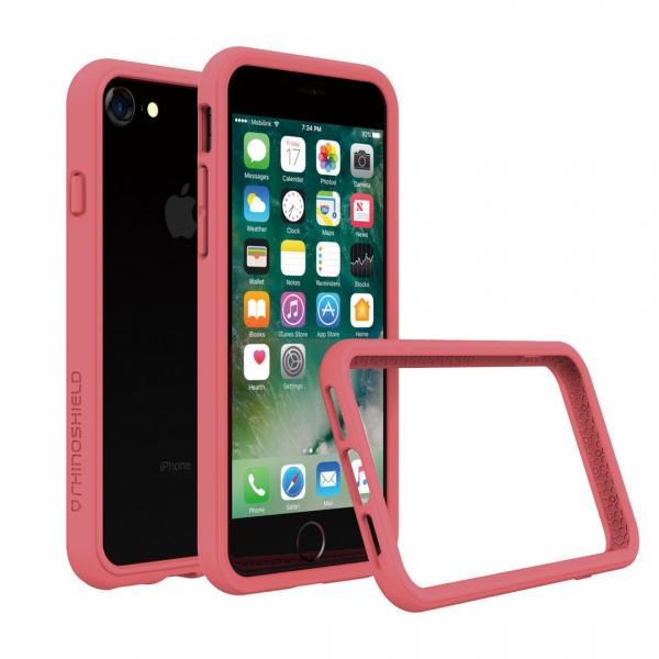 Чехол RhinoShield CrashGuard Coral Pink для Apple iPhone 7/8