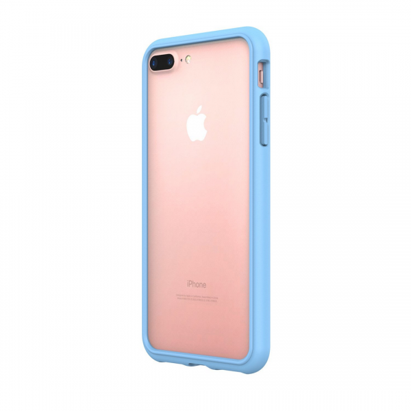 Чехол RhinoShield CrashGuard Baby Blue для Apple iPhone 7 Plus/8 Plus