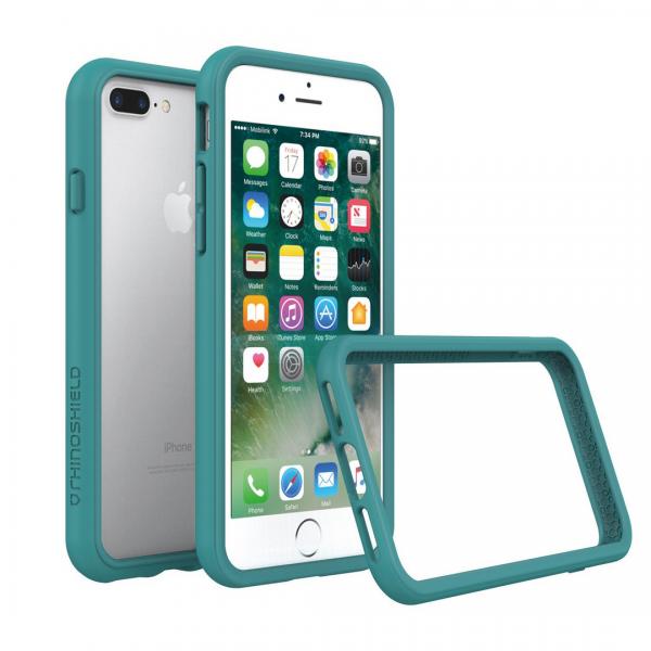 Чехол RhinoShield CrashGuard Teal Blue для Apple iPhone 7 Plus/8 Plus