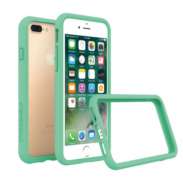 Чехол RhinoShield CrashGuard Mint Green для Apple iPhone 7 Plus/8 Plus