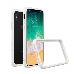Чехол RhinoShield CrashGuard White для Apple iPhone X