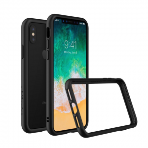 Чехол RhinoShield CrashGuard Black для Apple iPhone X