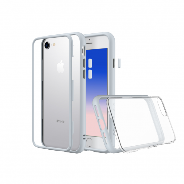 Модульный чехол RhinoShield Mod Cloud Grey для Apple IPhone 7/8