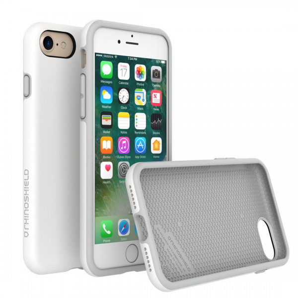 Чехол RhinoShield PlayProof White для Apple iPhone 7/8