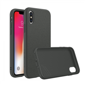 Чехол RhinoShield SolidSuit Microfiberдля Apple iPhone X
