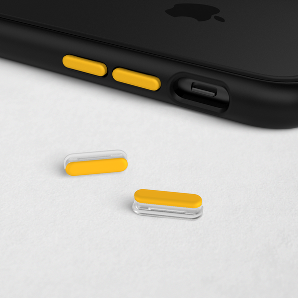 Комплект кнопок Yellow для чехла RhinoShield (Копировать)