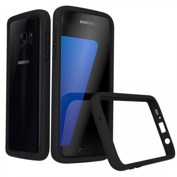 Чехол RhinoShield CrashGuard Black для Samsung Galaxy S7