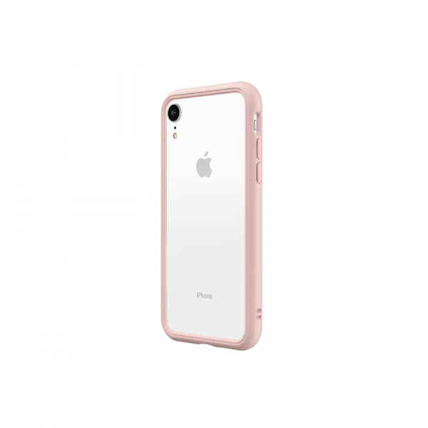 Бампер RhinoShield CrashGuard NX розовый для Apple iPhone Xr