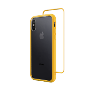 Чехол RhinoShield Mod NX желтый для Apple iPhone X