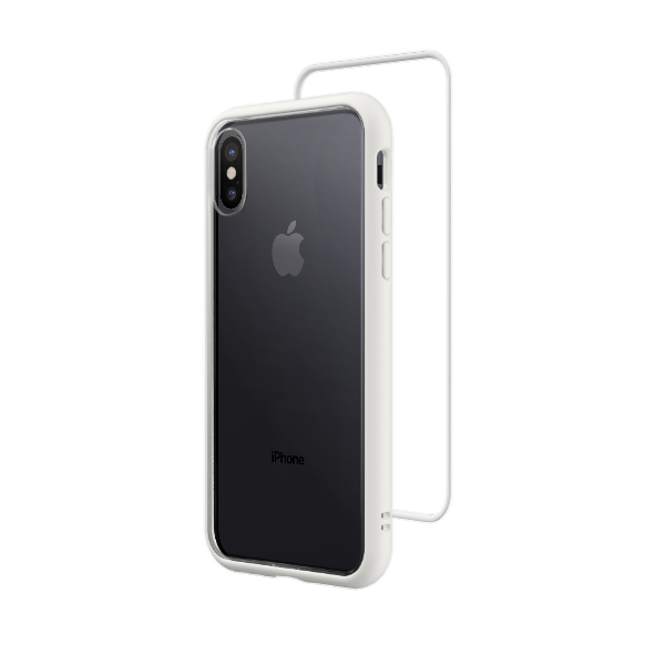 Чехол RhinoShield Mod NX белый для Apple iPhone X