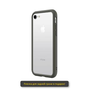 Чехол RhinoShield CrashGuard NX серый для Apple iPhone 7/8