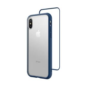 Чехол RhinoShield Mod NX синий для Apple iPhone X