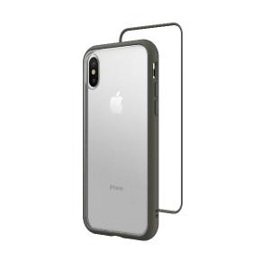 Чехол RhinoShield Mod NX серый для Apple iPhone X