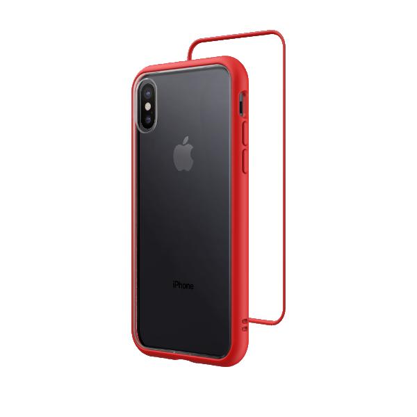 Чехол RhinoShield Mod NX красный для Apple iPhone Xs Max