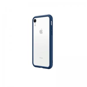 Бампер RhinoShield CrashGuard NX синий для Apple iPhone Xr