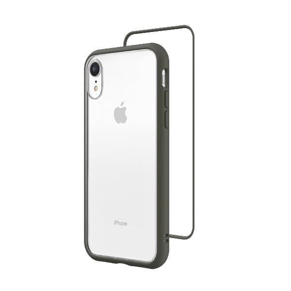 Чехол RhinoShield Mod NX серый для Apple iPhone Xr