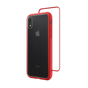 Чехол RhinoShield Mod NX красный для Apple iPhone Xr