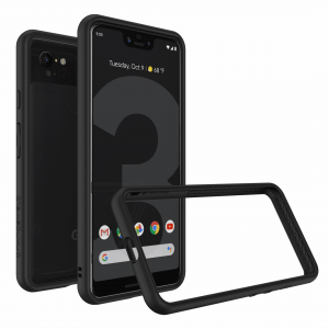 Бампер RhinoShield CrashGuard черный для Google Pixel 3 XL