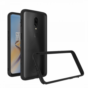 Бампер RhinoShield CrashGuard черный для OnePlus 6T