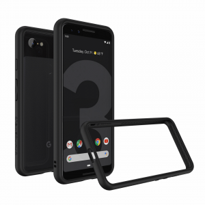 Бампер RhinoShield CrashGuard черный для Google Pixel 3
