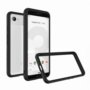 Чехол RhinoShield CrashGuard черный для Google Pixel 3