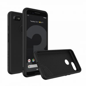 Чехол RhinoShield SolidSuit черный для Google Pixel 3