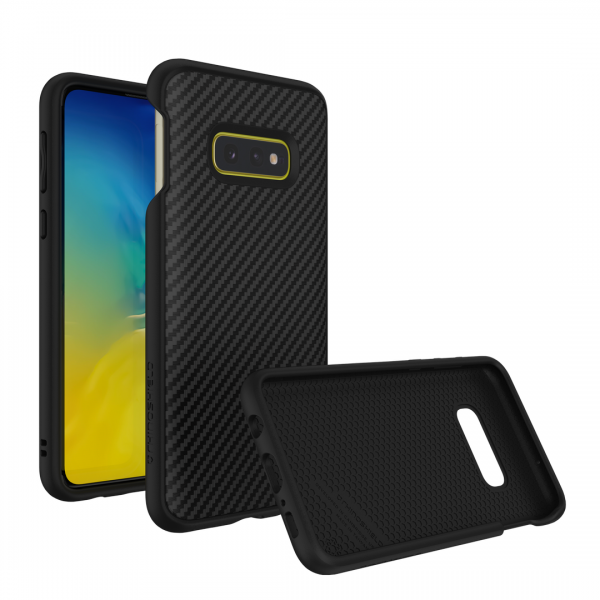 Чехол RhinoShield SolidSuit черный для Samsung Galaxy S10e