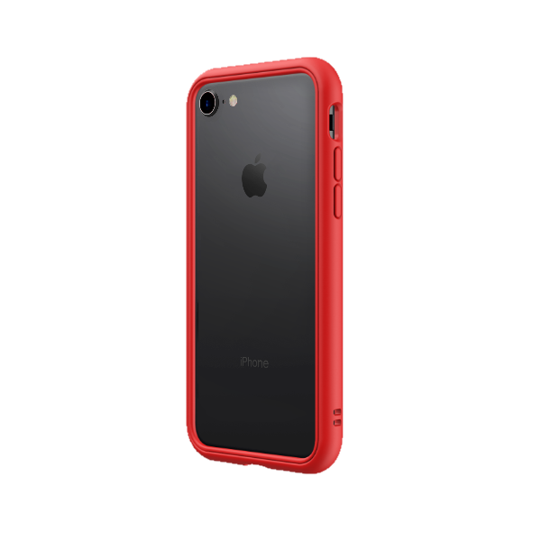 Бампер RhinoShield CrashGuard NX красный для Apple iPhone 7/8