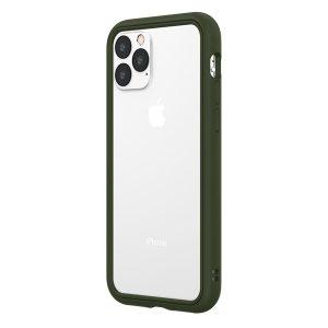 Бампер RhinoShield CrashGuard NX зеленый для Apple iPhone 11 Pro