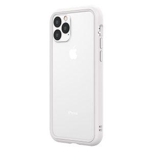 Бампер RhinoShield CrashGuard NX белый для Apple iPhone 11