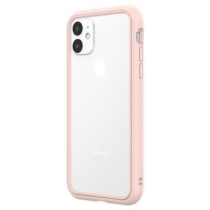 Бампер RhinoShield CrashGuard NX розовый для Apple iPhone 11