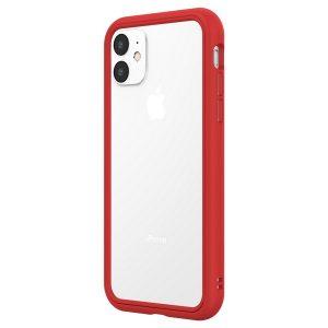 Бампер RhinoShield CrashGuard NX красный для Apple iPhone 11