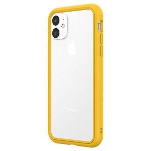 Бампер RhinoShield CrashGuard NX желтый для Apple iPhone 11