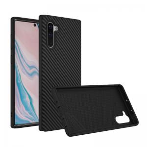 Чехол RhinoShield SolidSuit черный карбон для Samsung Galaxy Note 10