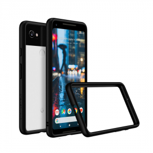 Бампер RhinoShield CrashGuard черный для Google Pixel 2 XL